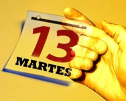 Las supersticiones de los Martes 13