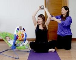 Las 4 claves para recuperar la línea después del embarazo, según experta